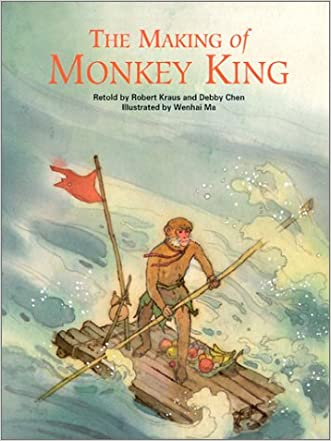 The Making of Monkey King (Adventures of Monkey King, 1)