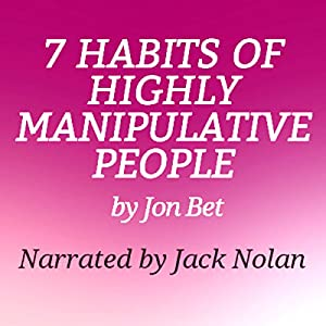 7 Habits of Highly Manipulative People Audiobook