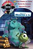 Monsters, Inc. (Disney Read-Along) [DVD]
