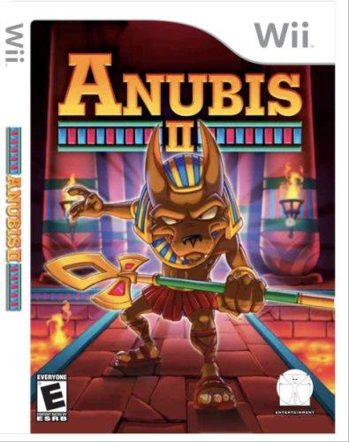 Anubis II - Nintendo Wii - 1