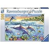 Ravensburger Dolphin Cove Puzzle (500 Pieces)