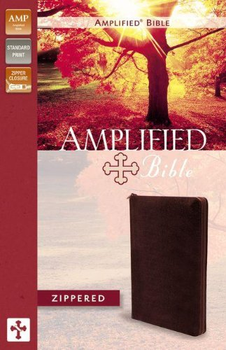 Amplified Bible-Am-Zipper