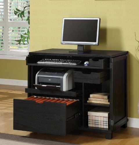 Buy Low Price Comfortable Computer Desk Work Station – Coaster 800568 (B005LWSBIA)