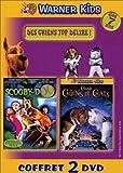 echange, troc Coffret Des chiens top délire ! 2 DVD : Scooby-Doo, Le Film / Comme chiens et chats