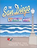 The San Diego Coloring Book