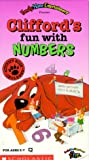 Cliffords Fun With Numbers [VHS]