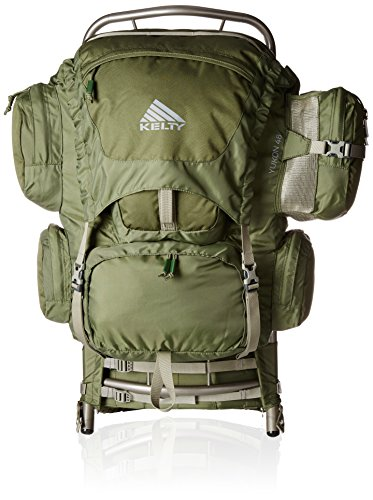Kelty Yukon External Frame Pack (Cypress, Small/Medium -13 - 19-Inch Torso) (External Frame compare prices)