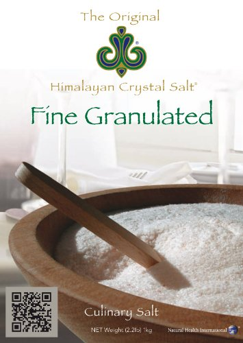 Himalayan Crystal Salt Fine Granulated - 1000 g - Salt