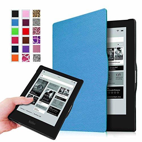 Kobo-Aura-HD-Hlle-Case-Fintie-Ultradnne-Smart-Shell-Cover-Lightweight-Schutzhlle-Tasche-Etui-mit-Auto-Sleep-Wake-Funktion-fr-Kobo-Aura-HD-eReader-eBook