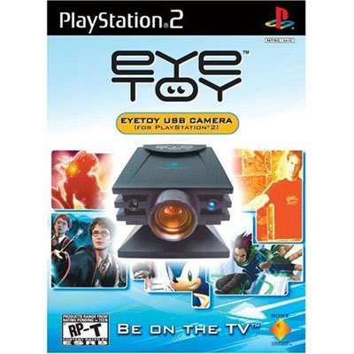 Sony Computer Entertainment-Playstation 2 Eye Toy Camera 2 Stand Alone