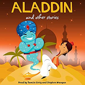 Aladdin and Other Stories Audiobook