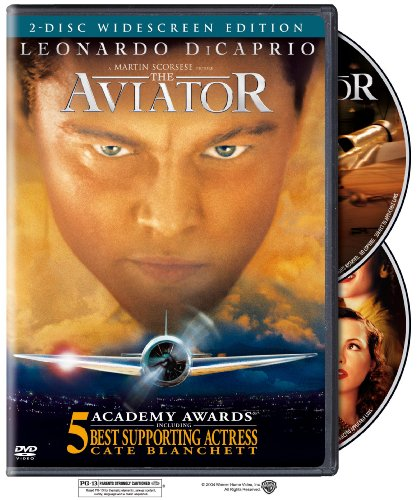 Sale alerts for Warner Home Video The Aviator (2-Disc Widescreen Edition) - Covvet