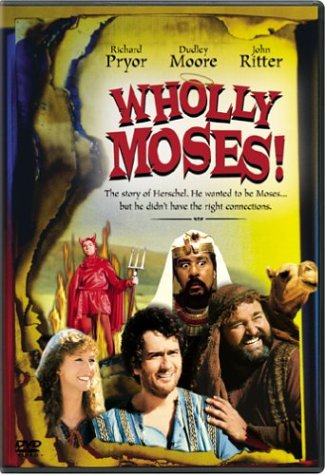 Wholly Moses [DVD] [Region 1] [US Import] [NTSC]