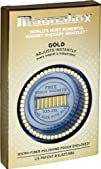 Magnalinx  Worlds Most Powerful Magnet Therapy Bracelet  Gold