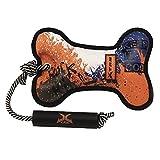 Bild: Beeztees 630345 Xtremo Spielknochen 20 x 13 cm orange