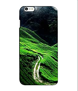 3D instyler DIGITAL PRINTED BACK COVER FOR APPLE IPHONE 6S PLUS