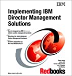 Implementing IBM Director Management...