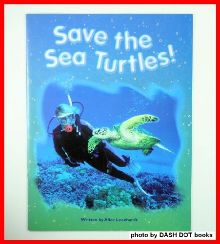 Save the Sea Turtles Nf (Pair-It Books)