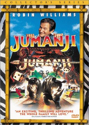 Jumanji (Collector's Series) dvd