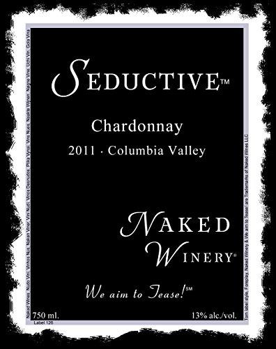 2011 Naked Winery Seductive Chardonnay 750 Ml