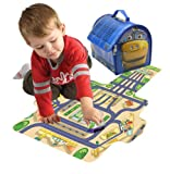 Chuggington Brewster Carry Case Playmat