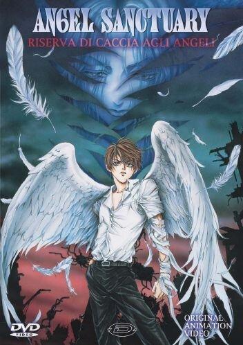 Angel sanctuary - Riserva di caccia agli angeliEpisodi01-03