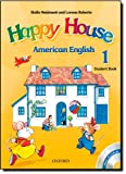 American Happy House: 1: Student Book with MultiROM (019473112X) by Maidment, Stella