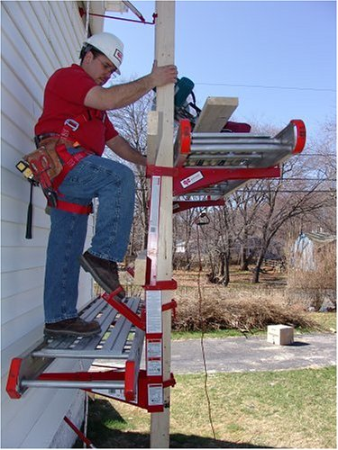 Ladders Scaffolding Qual Craft 2200 Pump Jack Steel