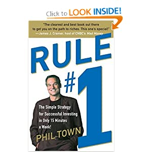 Amazon.com: RULE #1: The Simple Strategy for Successful Investing ...