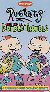 Rugrats - Phil & Lil Double Trouble [VHS]