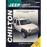 Jeep Liberty, 2002-04 (Haynes Repair Manuals) ~ Len Taylor