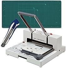 プラス 裁断機 PK-513LN  自炊セット カッターマット ワイド付 カッターナイフL型付