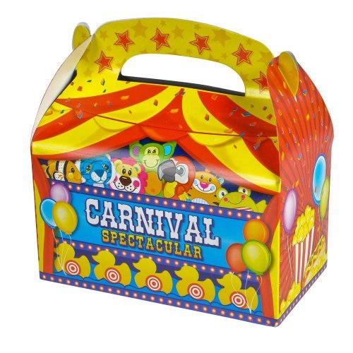 Carnival Treat Boxes (pack of 12)
