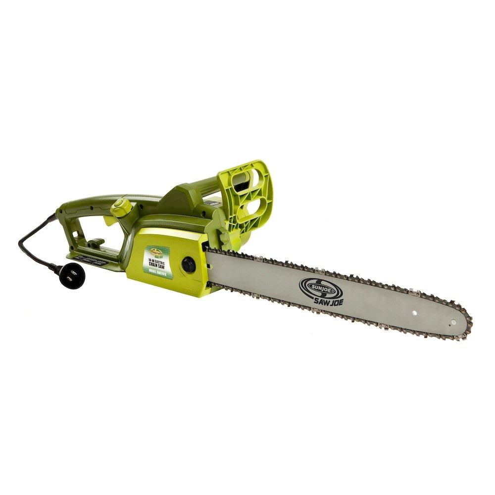 Lightweight Electric Chainsaw Machine 14amp Motor Power Tough Cutting Job 18inch Ebay