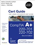 img - for CompTIA A+ Cert Guide (220-701 and 220-702) (2nd Edition) book / textbook / text book
