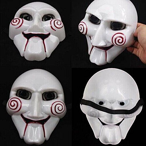 Fashion Cosplay for Halloween Masquerade Carnival Party Prom Carnival Mask (Clown Killer) 4