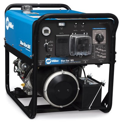 Miller Blue Star 185 Engine-Driven Welder / Generator 907664