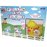 Cadaco Follow the Flock Floor Game ~ Cadaco