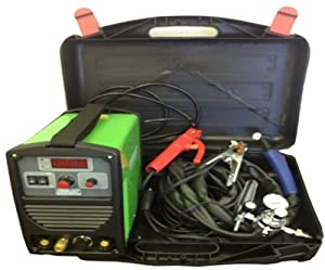 2013 EVERLAST PowerARC 160STH 160amp HF TIG Stick IGBT Welder 110/220 Dual Voltage from Everlast