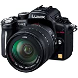 パナソニック(Panasonic) マイクロフォーサーズ LUMIX GH2 ブラック