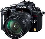 Panasonic デジタル一眼カメラ ルミックス GH2 レンズキット 高倍率ズームレンズ付属 ブラック DMC-GH2H-K