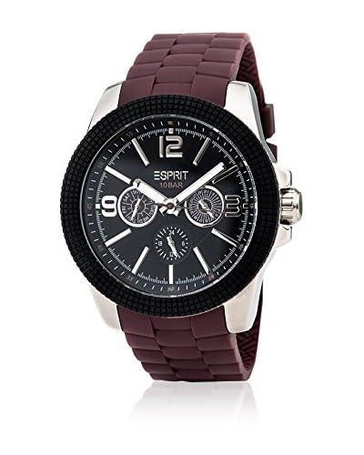 Esprit Reloj de cuarzo Man Clash Brown 45 mm