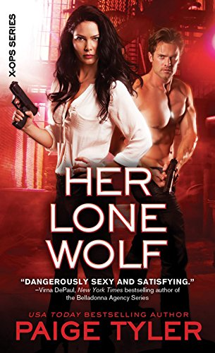 Paige Tyler - Her Lone Wolf (X-Ops)