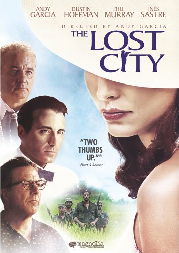 Cover art for  The Lost City
