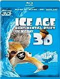 Ice Age: Continental Drift [Blu-ray 3D + Blu-ray + DVD + Digital Copy] (Bilingual)