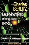 Les ph�nom�nes �tranges du monde par Berlitz
