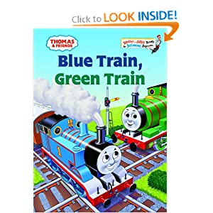 Thomas &amp; Friends: Blue Train, Green Train (Thomas and Friends) (Bright &amp; Early Books(R))