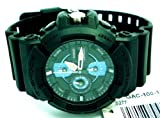 Casio GAC100-1A2ER Men's G-Shock Chronograph Watch
