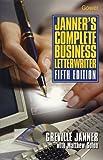 Janner's Complete Business Letterwriter (0566079631) by Janner, Greville