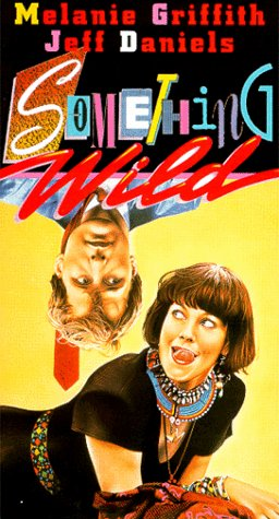 Cover art for  Something Wild [VHS]